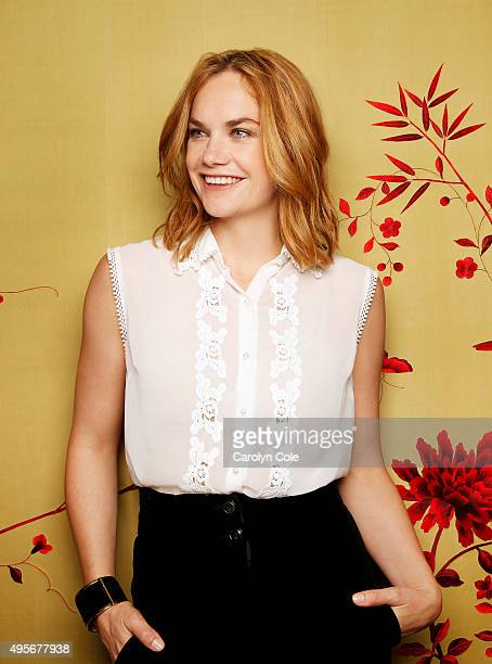Actress Ruth Wilson is photographed for Los Angeles Times on July 25 2015 in New York City PUBLISHED IMAGE CREDIT MUST READ Carolyn Cole/Los Angeles...