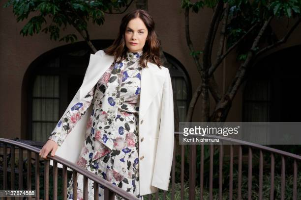 Actress Ruth Wilson is photographed for Los Angeles Times on March 31, 2019 in Los Angeles, California. PUBLISHED IMAGE. CREDIT MUST READ: Kent...