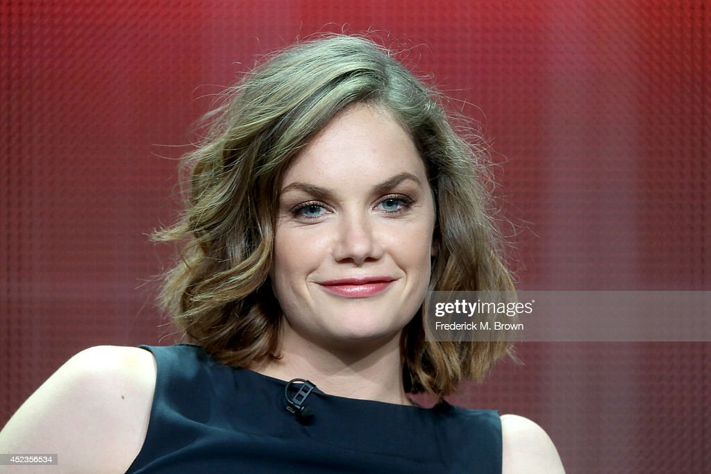 Actress Ruth Wilson speaks onstage at the 'The Affair' panel during the SHOWTIME Network portion of the 2014 Summer Television Critics Association at The Beverly Hilton Hotel on July 18, 2014 in Beverly Hills, California.