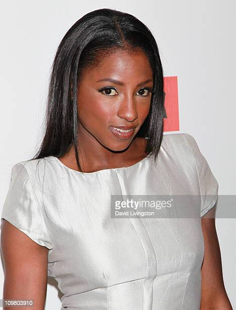 Actress Rutina Wesley attends PaleyFest 2011 presents True Blood at the Saban Theatre on March 5 2011 in Beverly Hills California