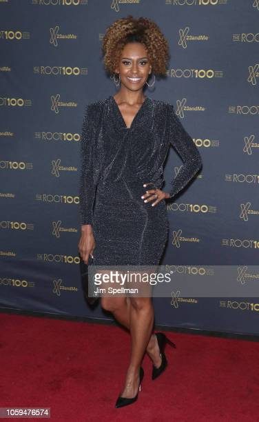 Actress Ryan Michelle Bathe attends the 2018 The Root 100 gala at Pier Sixty at Chelsea Piers on November 8 2018 in New York City