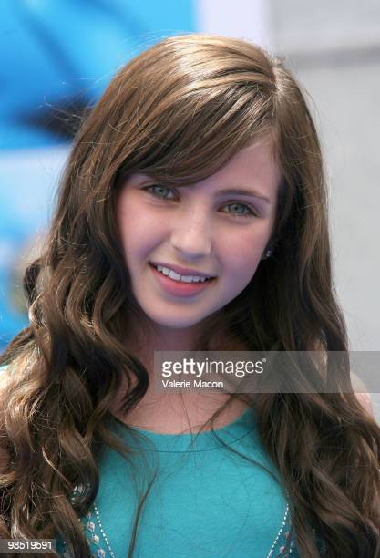 Actress Ryan Newman arrives at the Premiere Of Disneynature's Oceans on April 17 2010 in Hollywood California