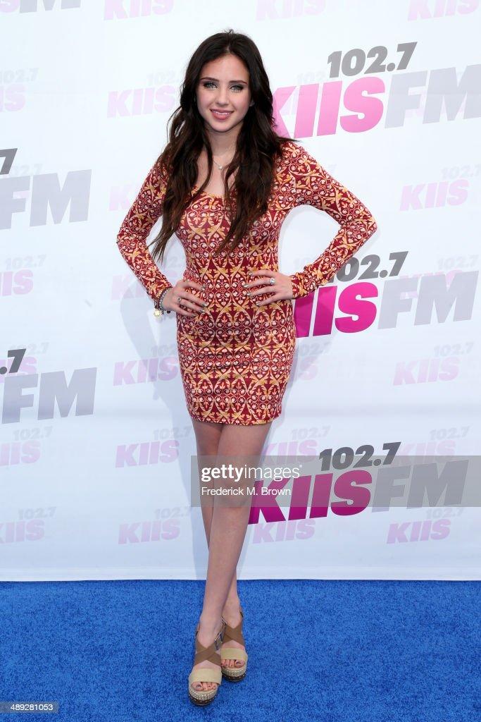 Actress Ryan Newman attends 102.7 KIIS FM's 2014 Wango Tango at StubHub Center on May 10, 2014 in Los Angeles, California.