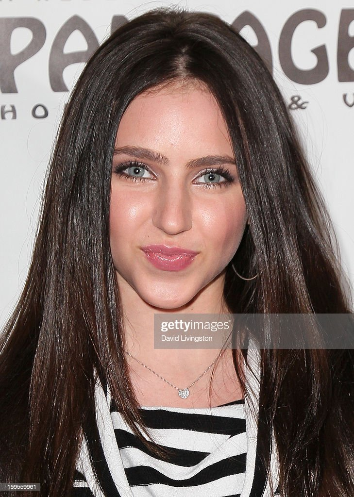 Actress Ryan Newman attends the opening night of 'Peter Pan' at the Pantages Theatre on January 15, 2013 in Hollywood, California.