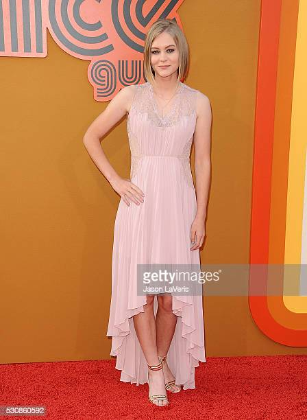 Actress Ryan Simpkins attends the premiere of 'The Nice Guys' at TCL Chinese Theatre on May 10 2016 in Hollywood California