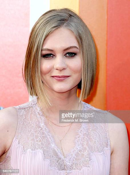 Actress Ryan Simpkins attends the premiere of Warner Bros Pictures' 'The Nice Guys' at TCL Chinese Theatre on May 10 2016 in Hollywood California