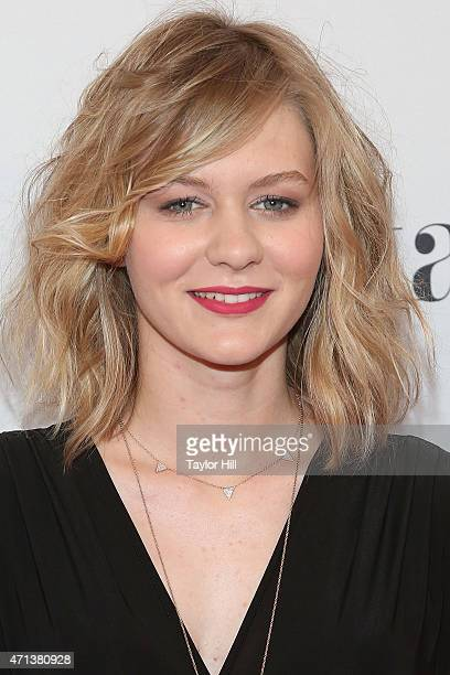 Actress Ryan Simpkins attends the world premiere of 'Meadowland' during 2015 Tribeca Film Festival at SVA Theater 1 on April 17 2015 in New York City