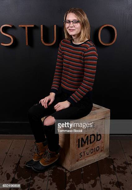 Actress Ryan Simpkins of 'Brigsby Bear' attends The IMDb Studio featuring the Filmmaker Discovery Lounge presented by Amazon Video Direct Day Four...