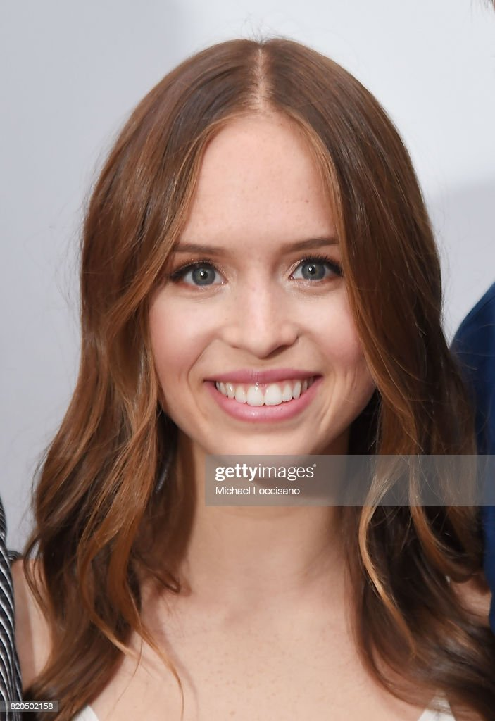 "SAG-AFTRA Foundation Conversations: ""Story Of A Girl"" : News Photo"