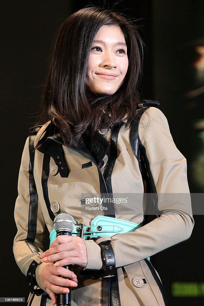 """Green Hornet"" Japan Premiere : News Photo"