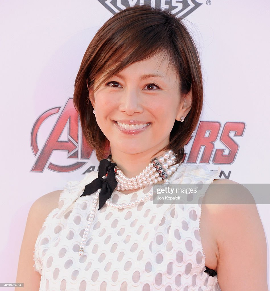 "Marvel's ""Avengers Age Of Ultron""  - Los Angeles Premiere - Arrivals : News Photo"