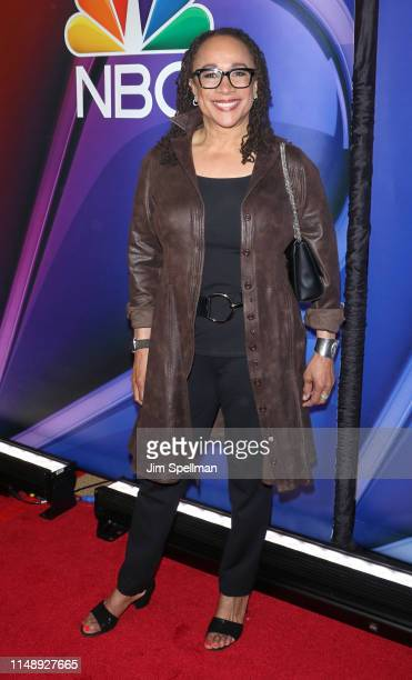 Actress S Epatha Merkerson attends the NBC 2019/20 Upfront at Four Seasons Hotel New York on May 13 2019 in New York City