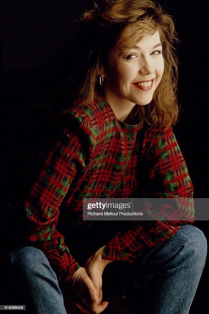 Actress Sabine Haudepin : Photo d'actualité