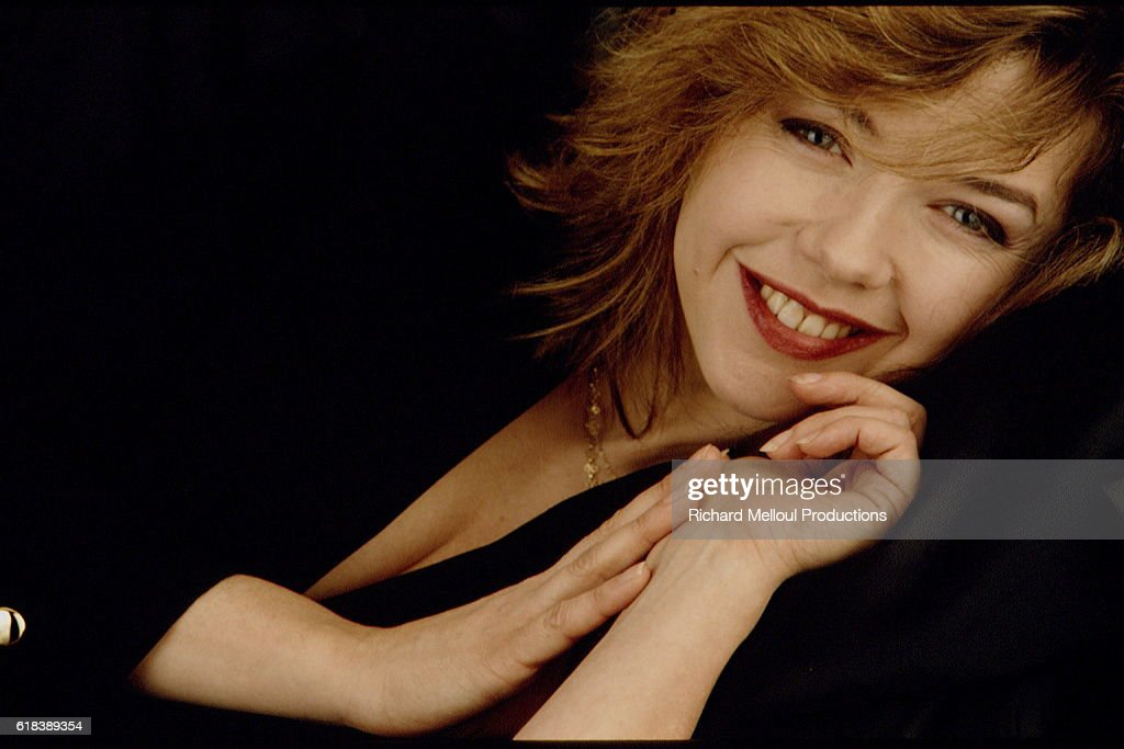 Actress Sabine Haudepin : Photo d'actualité