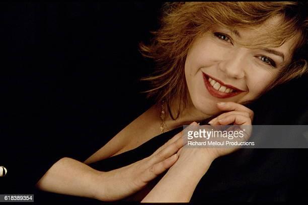 Actress Sabine Haudepin