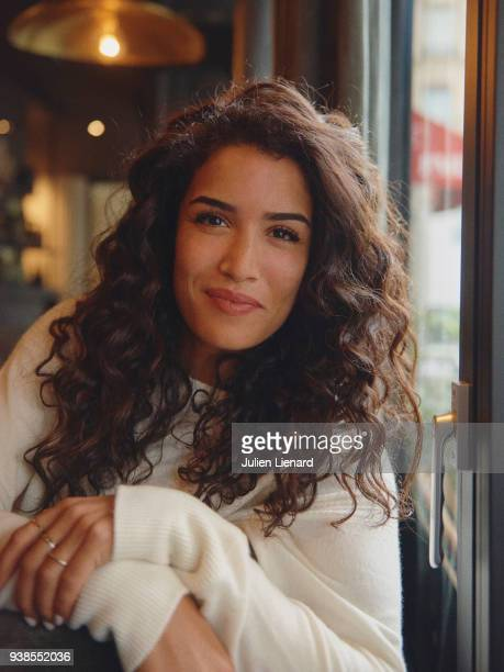 Actress Sabrina Ouazani is photographed for Self Assignment on January 2018 in Paris France