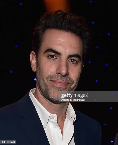 Actress Sacha Baron Cohen attends the 6th Annual AACTA International Awards at Avalon Hollywood on January 6 2017 in Los Angeles California