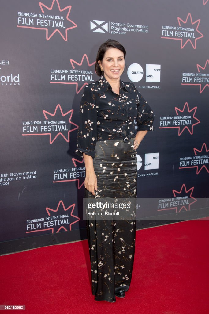 Actress Sadie Frost attends a photocall for the World Premiere of 'Lucid' during the 72nd Edinburgh International Film Festival at Cineworld on June 23, 2018 in Edinburgh, Scotland.