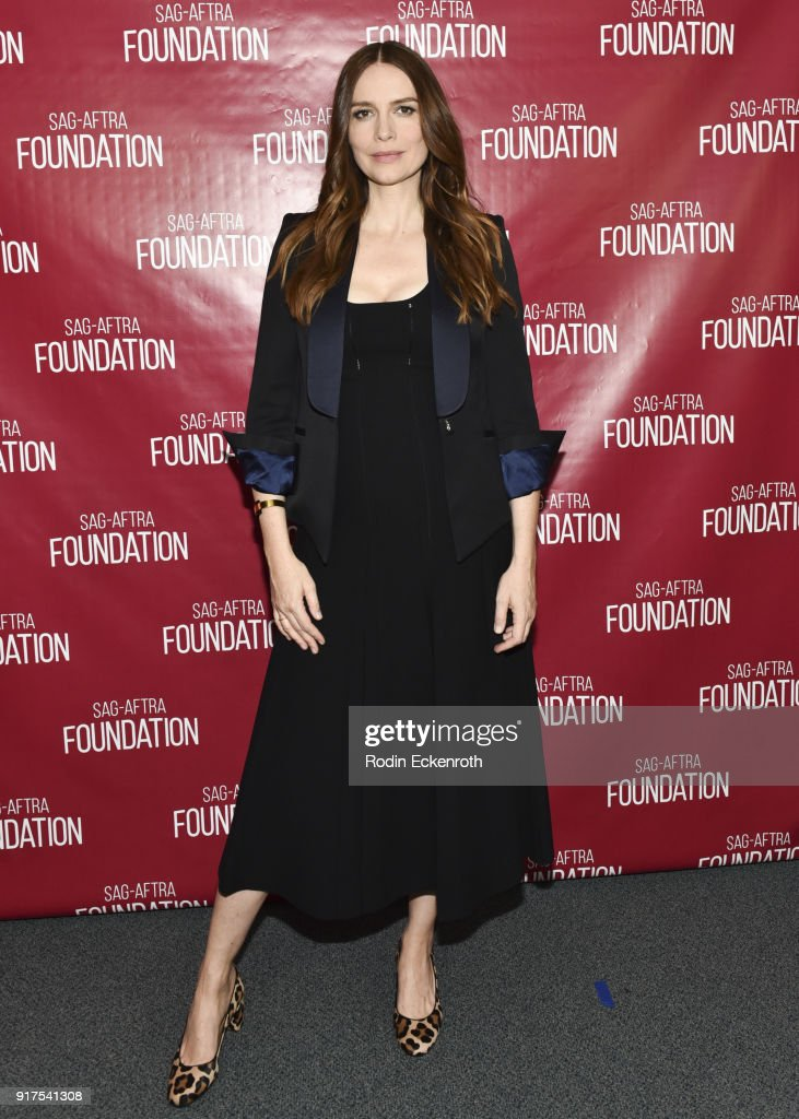 "SAG-AFTRA Foundation Conversations - Screening Of ""Mozart In The Jungle"""