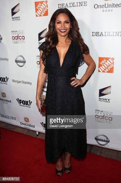 Actress Salli Richardson attends the 8th Annual AAFCA Awards at Taglyan Complex on February 8 2017 in Los Angeles California