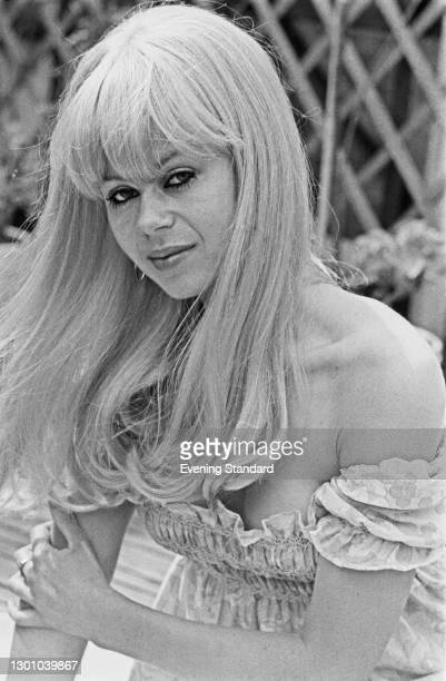 Actress Sally Farmiloe , UK, 19th May 1973.