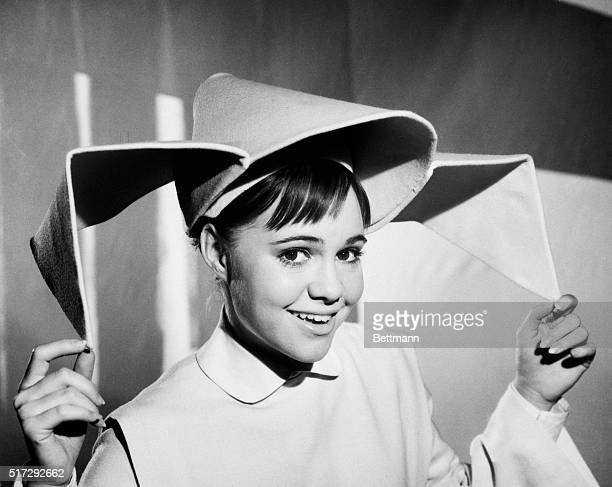 Actress Sally Field as she appears in the TV series The Flying Nun Photograph 1967