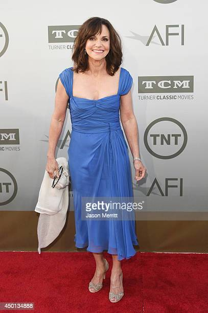 Actress Sally Field attends the 2014 AFI Life Achievement Award A Tribute to Jane Fonda at the Dolby Theatre on June 5 2014 in Hollywood California...