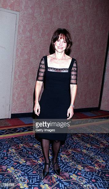 Actress Sally Field attends the LA Gay Lesbian Center's 29th Anniversary Ball November 11 2000 in Los Angeles CA Field presented the Rand Schrader...