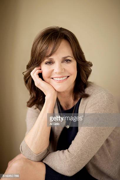 Actress Sally Field from 'Hello My Name Is Doris' is photographed for Los Angeles Times on March 2 2016 in Los Angeles California PUBLISHED IMAGE...