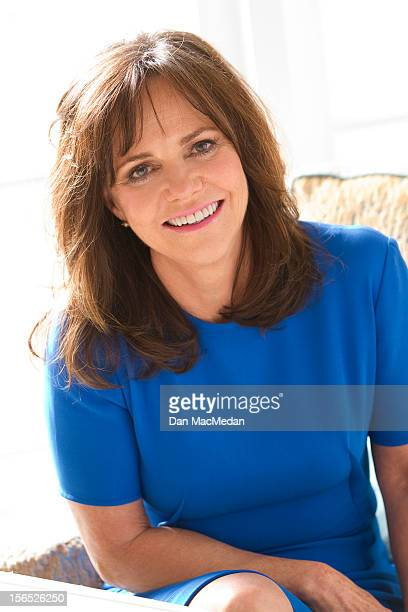 Actress Sally Field is photographed for USA Today on November 13 2012 in Los Angeles California