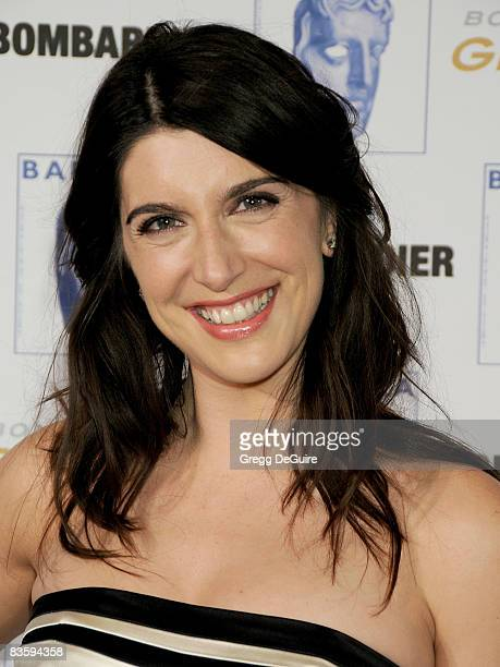 Actress Sally Hawkins arrives at the 17th Annual BAFTA/LA Britannia Awards at the Hyatt Regency Century Plaza Hotel on November 6 2008 in Century...