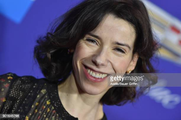 Actress Sally Hawkins attends the 29th Annual Palm Springs International Film Festival Awards Gala at Palm Springs Convention Center on January 2...