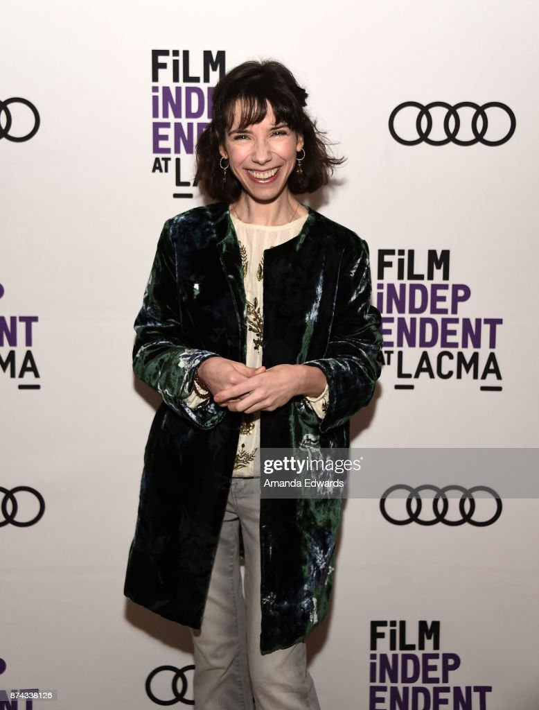 Actress Sally Hawkins attends the Film Independent at LACMA screening and Q&A of 'The Shape Of Water' at the Bing Theater at LACMA on November 14, 2017 in Los Angeles, California.