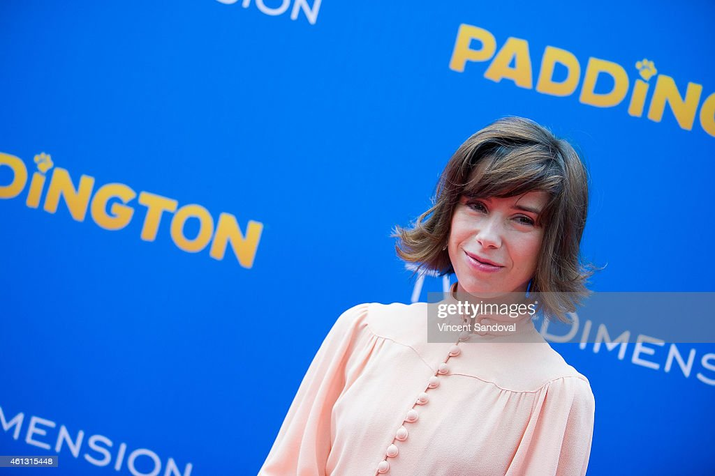 Actress Sally Hawkins attends the Los Angeles premiere of 'Paddington' at TCL Chinese Theatre IMAX on January 10, 2015 in Hollywood, California.