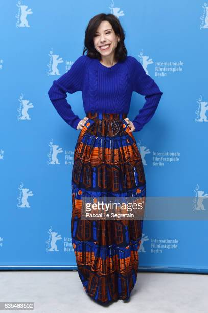 Actress Sally Hawkins attends the 'Maudie' photo call during the 67th Berlinale International Film Festival Berlin at Grand Hyatt Hotel on February...