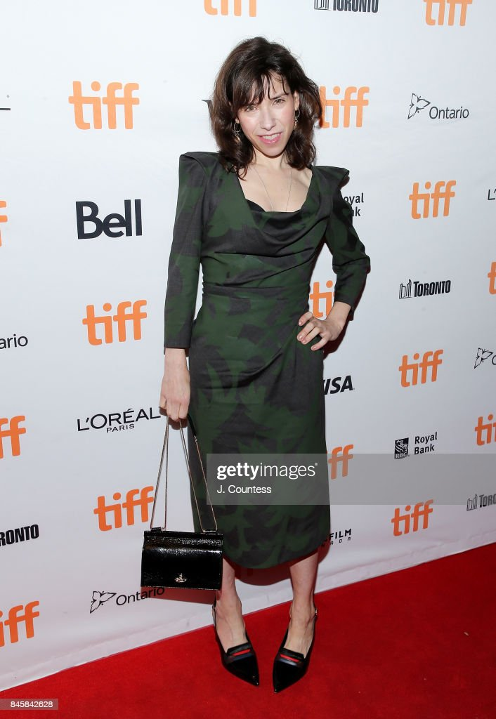 Actress Sally Hawkins attends the premiere of 'The Shape Of Water' during the 2017 Toronto International Film Festival at The Elgin on September 11, 2017 in Toronto, Canada.