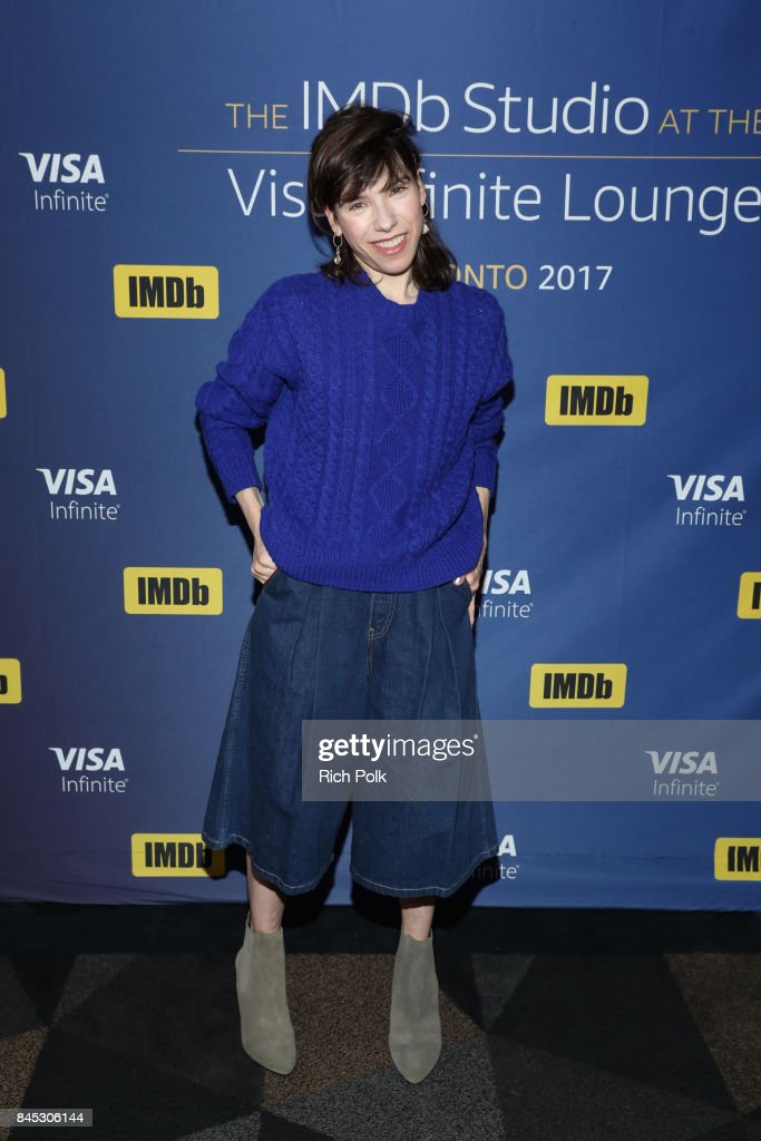 Actress Sally Hawkins of ' The Shape Of Water' attends The IMDb Studio Hosted By The Visa Infinite Lounge at The 2017 Toronto International Film Festival at Bisha Hotel & Residences on September 10, 2017 in Toronto, Canada.