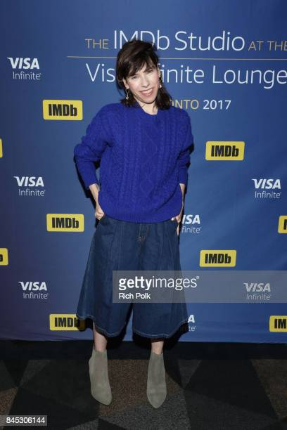 Actress Sally Hawkins of ' The Shape Of Water' attends The IMDb Studio Hosted By The Visa Infinite Lounge at The 2017 Toronto International Film...