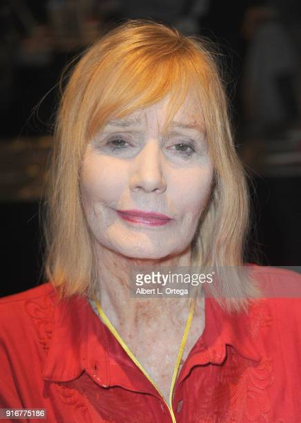 Actress Sally Kellerman attends The Hollywood Show held at Westin LAX Hotel on February 10 2018 in Los Angeles California