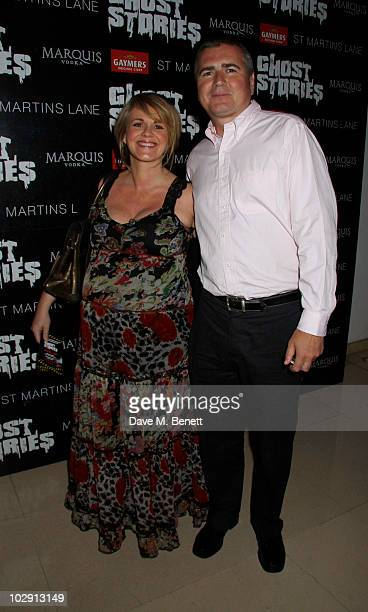 Actress Sally Lindsay attends the Ghost Stories Press Night Party held on July 14 2010 at the St Martins Lane Hotel in London England