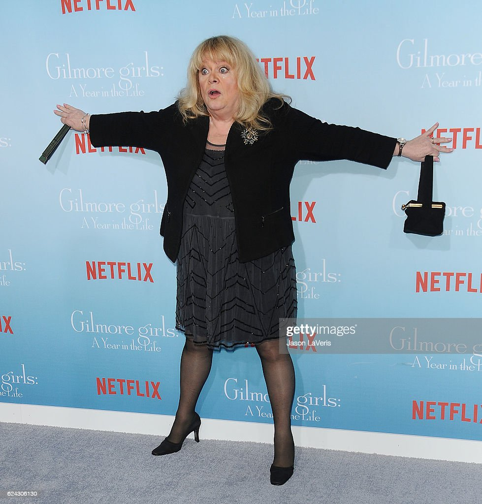 Premiere Of Netflix's 'Gilmore Girls: A Year In The Life' - Arrivals : News Photo