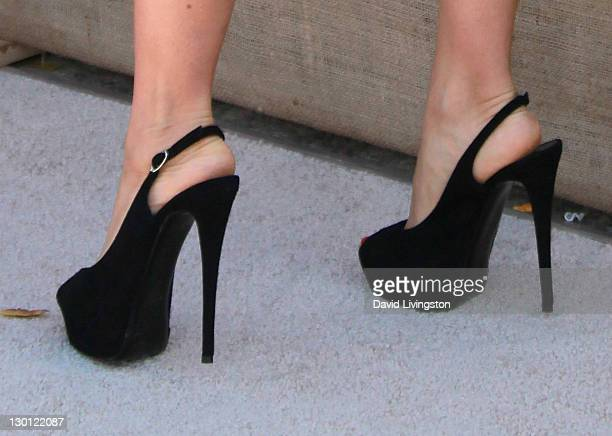 Actress Salma Hayek attends the premiere of Dreamworks Animation's Puss In Boots at the Regency Village Theater on October 23 2011 in Westwood...