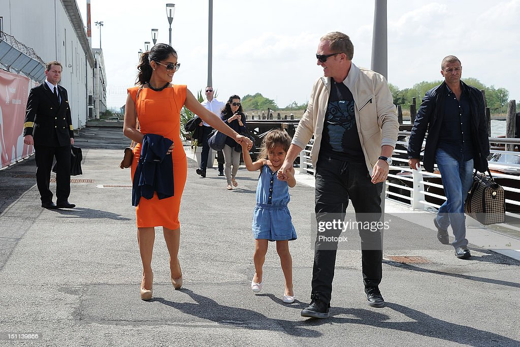 Celebrity Sightings: Day 5 - The 69th Venice Film Festival : Nachrichtenfoto