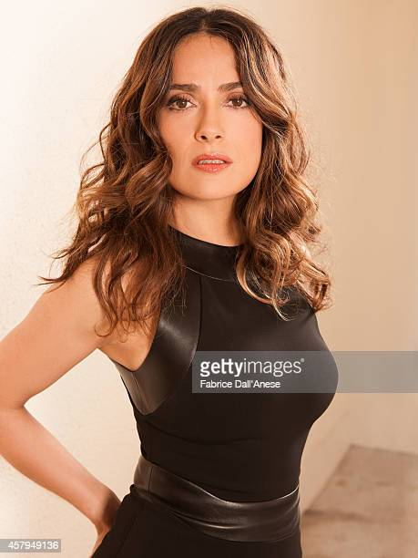 Salma Hayek Stock Photos And Pictures Getty Images