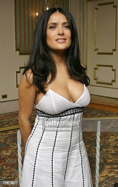32 Salma Hayek Fotos Photos And Premium High Res Pictures Getty Images