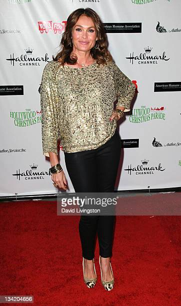 Actress Sam Smith attends the 80th anniversary Hollywood Christmas Parade benefiting Marine Toys for Tots on November 27 2011 in Hollywood California