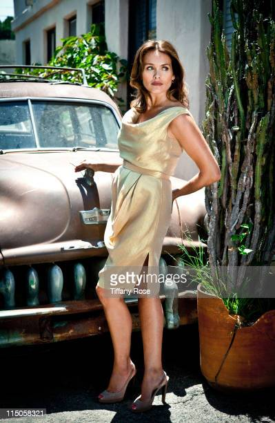Actress Sam Smith poses for a portrait session on May 27 2011 in Los Angeles California