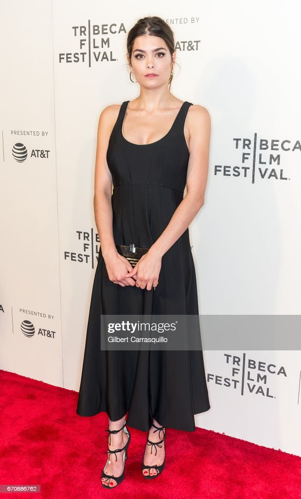 Actress Samantha Colley attends the 'Genius' Premiere during the 2017 Tribeca Film Festival at BMCC Tribeca PAC on April 20, 2017 in New York City.