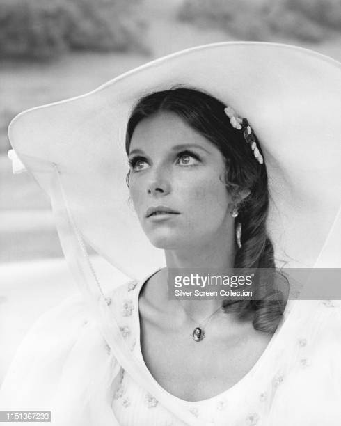 Actress Samantha Eggar as Emma Fairfax in the musical film 'Doctor Dolittle' 1967
