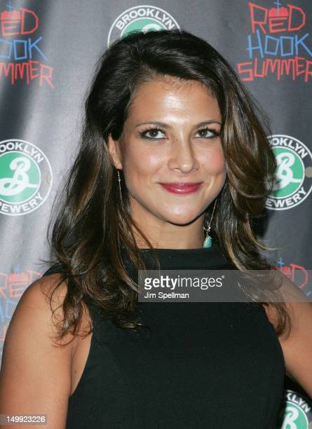 Actress Samantha Ivers attends the Red Hook Summer premiere at the DGA Theater on August 6 2012 in New York City